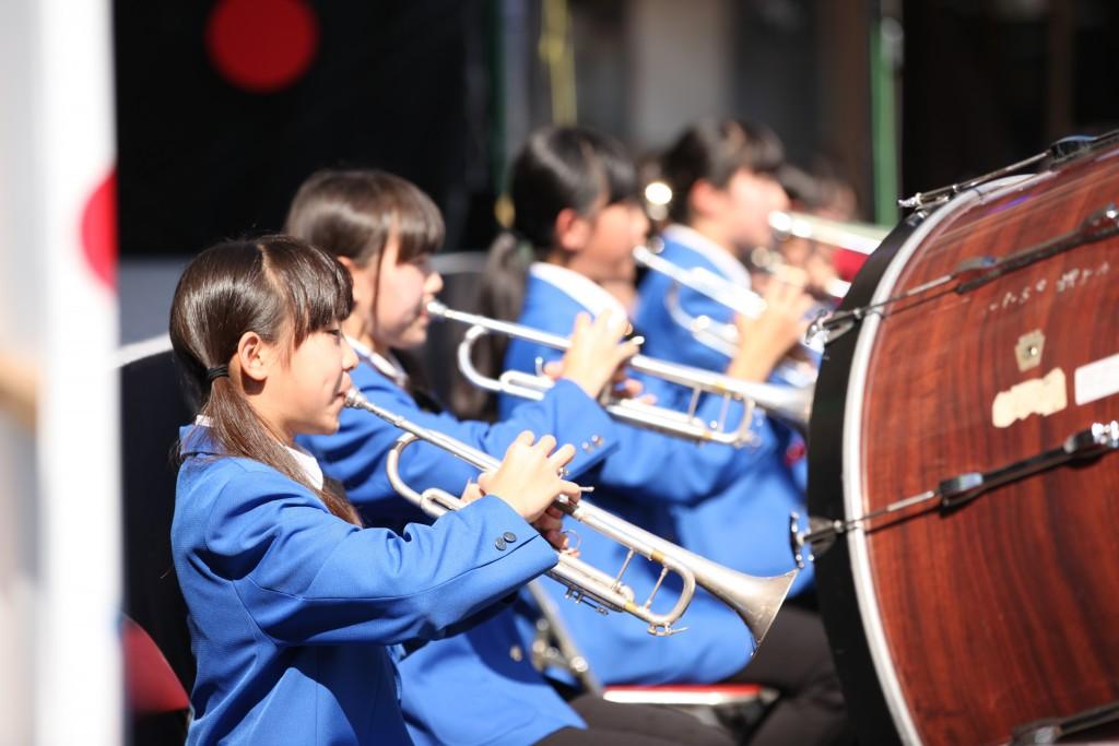 根上中学校吹奏楽部