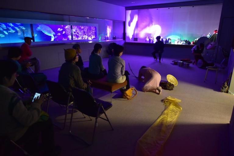 のみフェス 最後のイベント「白山竜の伝説」即興ライブ(再演) 今週末でいよいよ終幕!】