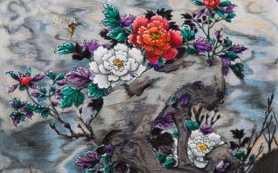 第4回九谷ぬり絵コンテスト/受賞作品をご紹介いたします